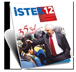 İSTEK12 Dergisi