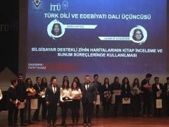 TÜBİTAK Lise Öğrencileri Araştırma Projesi Yarışmasında İstanbul 3.Sü Olduk