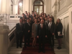 Anadolu- Fen Lisesi Öğrencilerimiz İstanbul Birleşik Krallık Başkonsolosluğu'nda Ödül Aldı