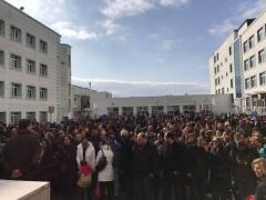 Ortaokul Bursluluk Sınavı Gerçekleşti
