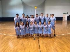 Korfbol'da İstanbul Şampiyonu Olduk