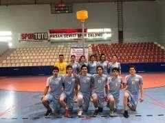 Korfbol Takımından Türkiye Şampiyonluğu