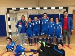 Ortaokul Futsal Takımımız Yarı Finalde!