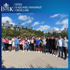 Yeditepe Üniversitesinde Bir Gün
