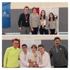 Masa Tenisi Turnuvası'ndan Başarı