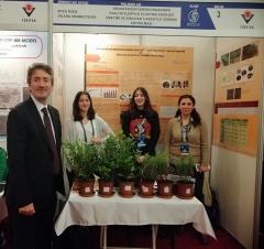 TÜBİTAK 50. Lise Öğrencileri Araştırma Projeleri Yarışması Türkiye Finali
